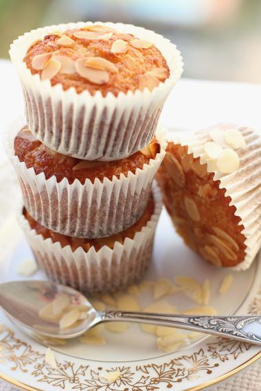 ... peach almond muffins the little gourmet peach almond oatmea muffins