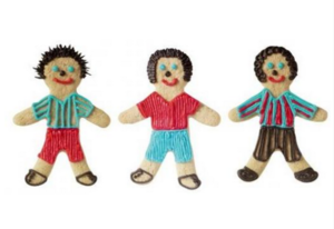 Fathers Day Gingerbread Footballers