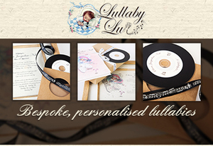 Create your very own personalised lullaby