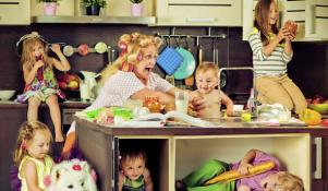 Oh so, so naïve! 10 things we thought BEFORE we had kids