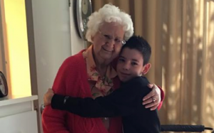 Awh! Prepare to smile at gorgeous tribute to inspirational gran