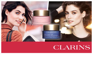 Win a hamper of Clarins best-selling heroes