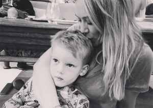 Im missing out: Hilary Duff on managing her busy career with her son, Luca