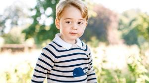 Prince George and parents accused of 'animal cruelty' over birthday shot with Lupo