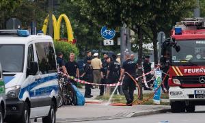 My son saw him loading his gun... Crazed Munich gunman targeted children