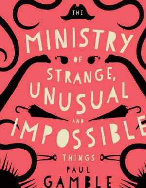 The Ministry of Strange, Unusual and Impossible Things by Paul Gamble