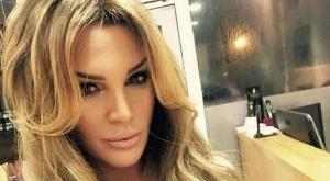 Model Danielle Lloyd has been left terrified after SCARY dog attack