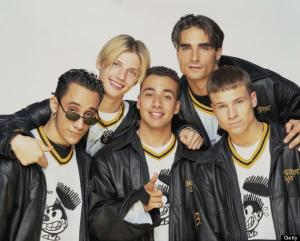 This is NOT a drill! The Backstreet Boys are BACK... ALRIGHT