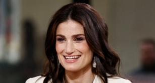 Frozen singer Idina Menzel has announced shes ENGAGED