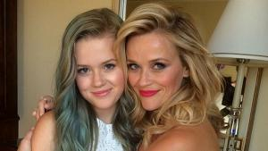 Reese Witherspoon's daughter Ava stuns as she hits her first red carpet