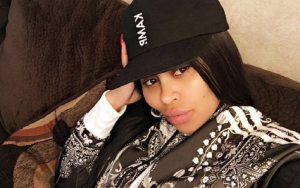 Chyna throws it back to her tomboy days and looks just like son King