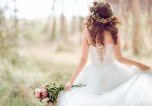 Brave Brides: The latest wedding dress trend the internet is obsessed with
