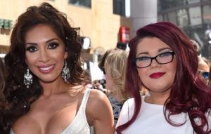 Teen Moms Amber Portwood and Farrah Abraham physically fight on reunion show