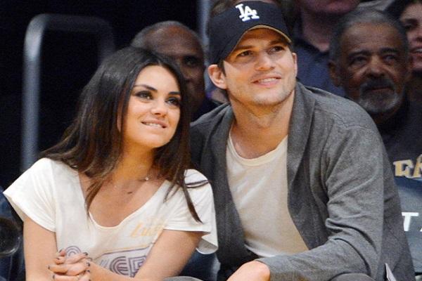 Ashton Kutcher And Mila Kunis Reveal Their Newborn Son S Name