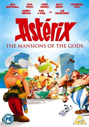 Win a copy of ASTERIX: THE MANSIONS OF THE GODS