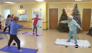 This 105-year-old yoga teacher is EVERYTHING we aspire to be in life