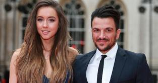 So gorgeous! Two weeks later, Peter Andre reveals his new sons name
