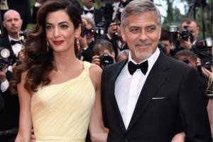 Its going to be an adventure: George Clooney isnt worried about being an older dad