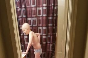 'Cancer destroys a person': Mum shares jarring reality of 10-year-old son's battle
