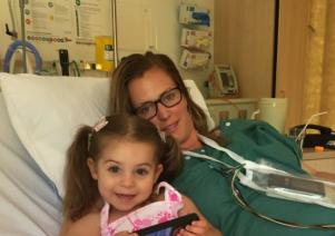 Wow! This mum has her FITBIT to thank for saving her life