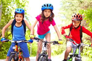 On your bike: The cycling safety basics all kids need to learn